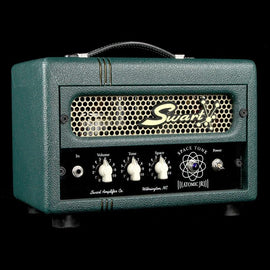 Swart Space Tone Atomic Jr. Tube Guitar Amplifier Head British Green