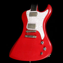 Dunable R2 Electric Guitar Satin Dakota Red with Pearloid Pickguard