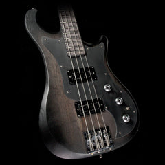 Dunable Thunderclapper Electric Bass Guitar Satin Charcoal Burst