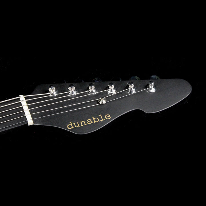 Dunable Yeti 6 with Tremolo Electric Guitar Matte Charcoal 1779
