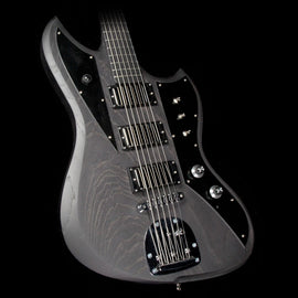 Dunable Yeti 6 with Tremolo Electric Guitar Matte Charcoal