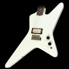 Used 1982 Kramer Voyager Special Electric Guitar White