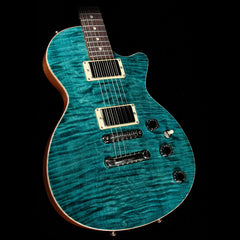 Tom Anderson Bobcat Electric Guitar 2018 NAMM Display Cajun Teal