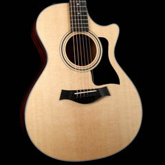 Taylor 312ce Grand Concert Acoustic-Electric Guitar Natural