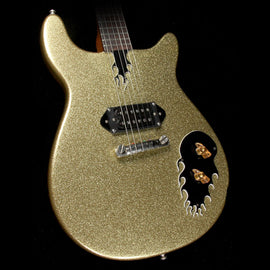 Used 1960s Gretsch Corvette Refinished Gold Sparkle