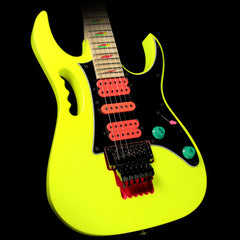 Ibanez JEM777 Steve Vai Signature Electric Guitar Desert Sun Yellow