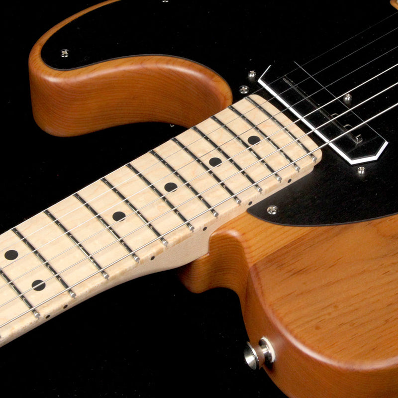Fender Limited Edition American Pro Pine Telecaster Electric Guitar Natural 0175101721