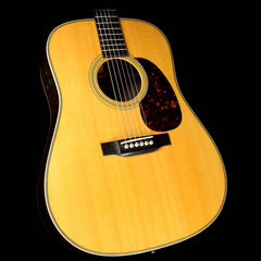 Used 2014 Martin HD-28E Retro Dreadnought Acoustic Guitar Natural