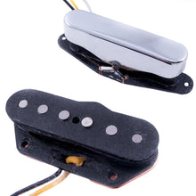 Fender Custom Shop Twisted Tele Pickup Set Nickel