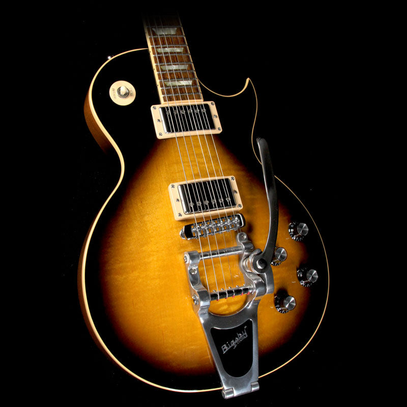 used 2009 gibson limited run les paul florentine with bigsby electric the music zoo. Black Bedroom Furniture Sets. Home Design Ideas