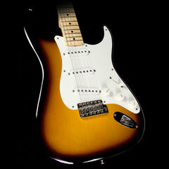 Used 2017 Fender American Vintage '56 Thin Skin Stratocaster Reissue Electric Guitar 2 Color Sunburst