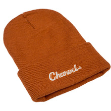 Charvel Logo Beanie Hat Orange