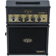 EVH Micro Stack EL34 Mini Battery Powered Amplifier