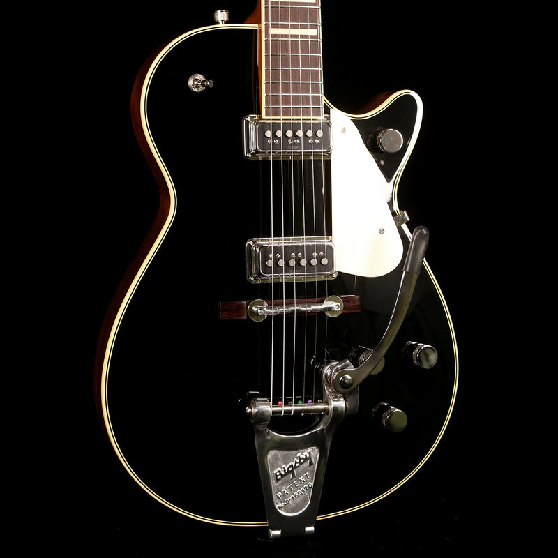 Gretsch G6128T-53 Vintage Select '53 Duo Jet with Bigsby Black JT18010230
