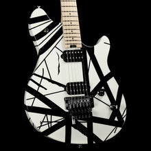 EVH Van Halen Wolfgang Special Striped Black and White