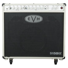 EVH 5150 III 6L6 50W Electric Guitar 1x12 Combo Amplifier Ivory Used