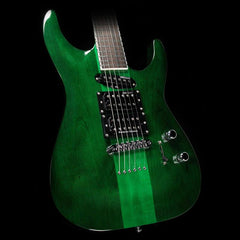 ESP LTD Stephen Carpenter SC-20 20th Anniversary Signature Electric Guitar See-Thru Green