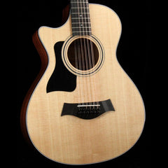 Taylor 352ce 12-Fret Grand Concert 12-String Left-Handed Acoustic Natural