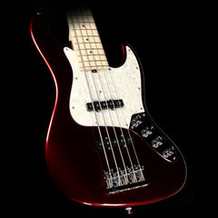 Sadowsky Metroline MV5 5-String Bass Guitar Dark Cherry Metallic