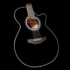 Takamine GF30CE Acoustic/Electric Guitar Black