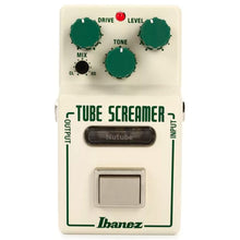 Ibanez Nu Tubescreamer Overdrive Pedal