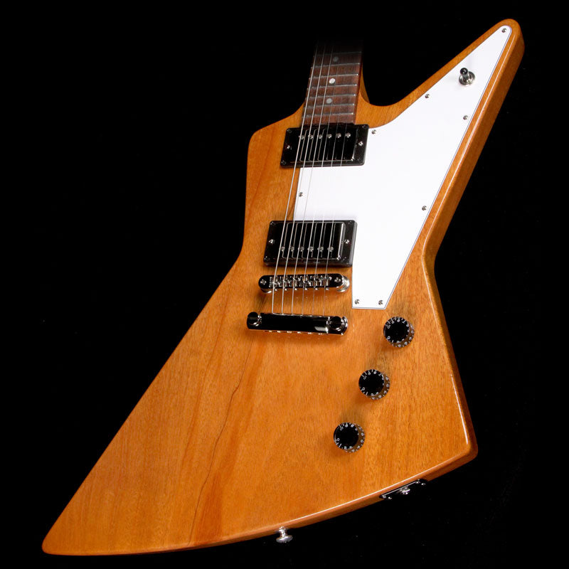 Gibson 2018 Explorer Electric Guitar Antique Natural 180035793
