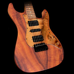 Used 2015 Suhr Standard Electric Guitar Curly Koa Top