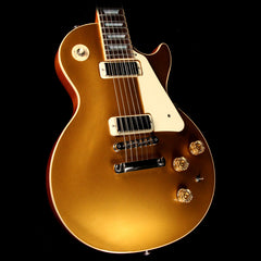 Used 2015 Gibson Les Paul Deluxe Electric Guitar Goldtop
