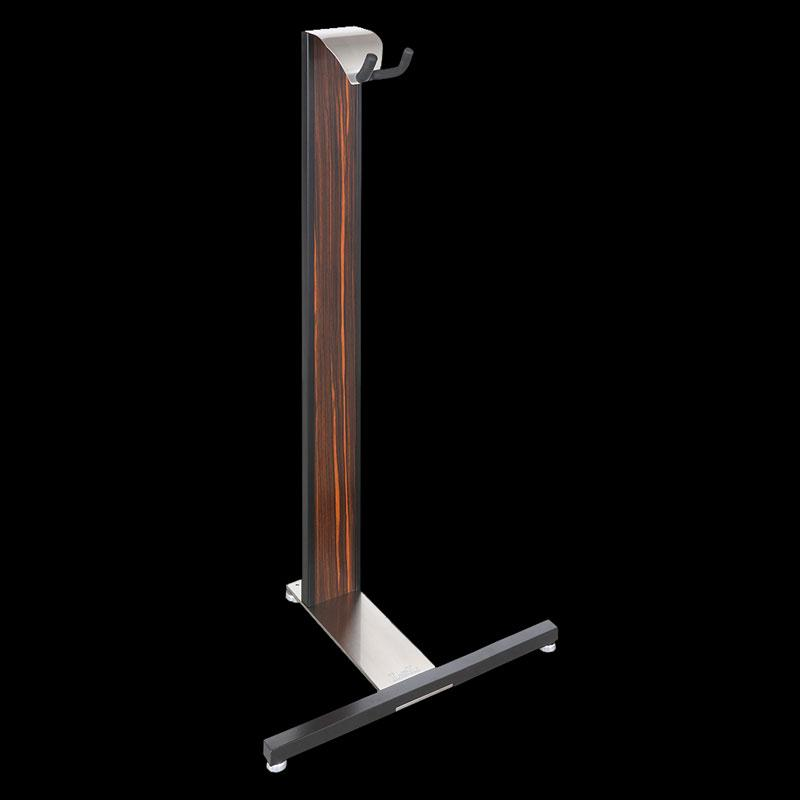 LSL Arc Guitar Stand Black and Rosewood ARC GST BK-RSWD