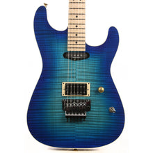 Charvel Custom Shop San Dimas HS Chlorine Transparent