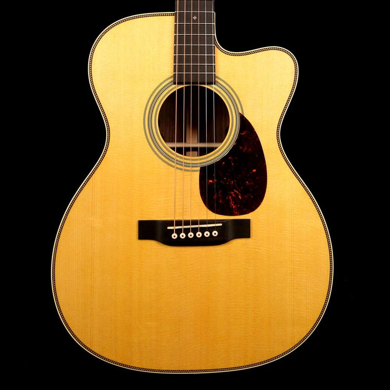 Martin OMC-28E Acoustic-Electric Natural 2290918