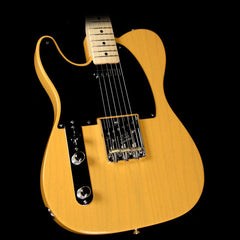 Fender American Original '50s Telecaster Left-Handed Electric Guitar Butterscotch Blonde