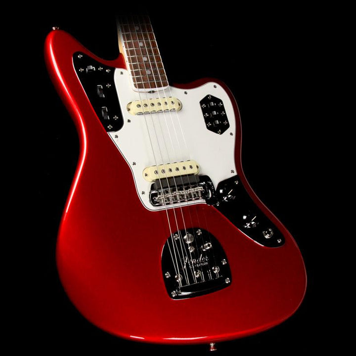 Fender American Original '60s Jaguar Electric Guitar Candy Apple Red V1748291