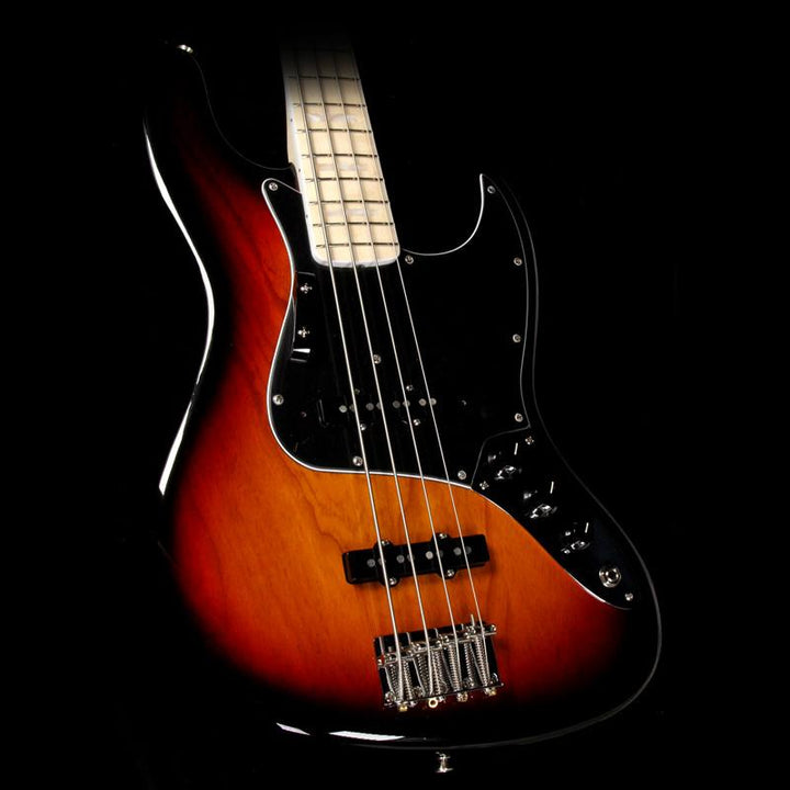 Fender American Original '70s Jazz Bass Guitar 3 Color Sunburst V1746899