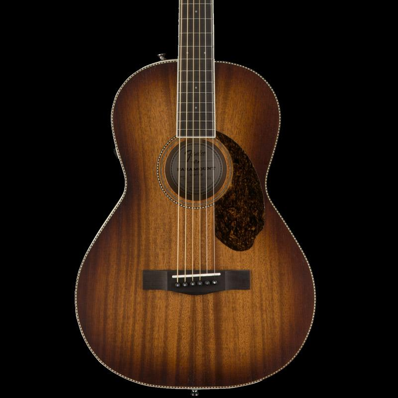 Fender Paramount PM-2E Parlor Limited Antique Cognac Burst 0970273237