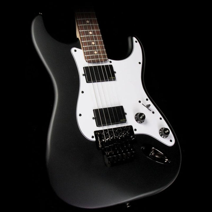 Squier Contemporary Active Stratocaster HH Electric Guitar Flat Black 0320327510