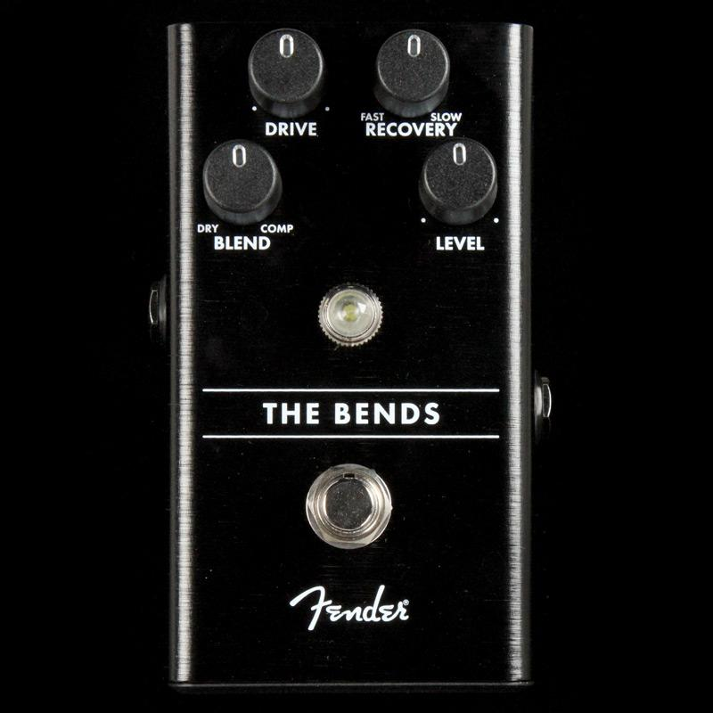 Fender The Bends Compressor Effects Pedal 0234531000