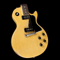 Used 1956 Gibson Les Paul Special Electric Guitar TV Yellow