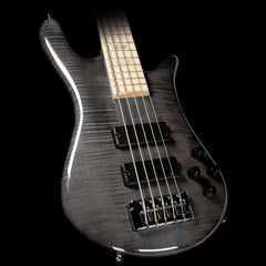 Spector Euro 5 LE 2018 5-String Electric Bass Guitar Black Stain