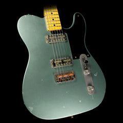 Used Nash GF-2 Gold Foil Electric Guitar Teal