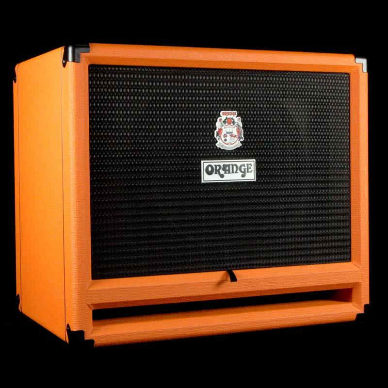 Orange Amplifiers Obc212 Isobaric 2x12 Bass Cabinet The Music Zoo