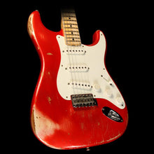 Fender Custom Shop '50s Stratocaster Masterbuilt Dennis Galuszka Candy Tomato Relic