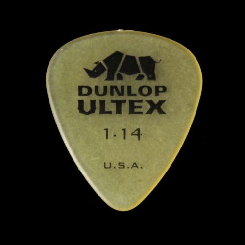Dunlop Ultex Picks (1.14mm)