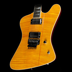 Jackson Custom Shop F-Bird 2H Masterbuilt Mike Shannon Amber Sunburst