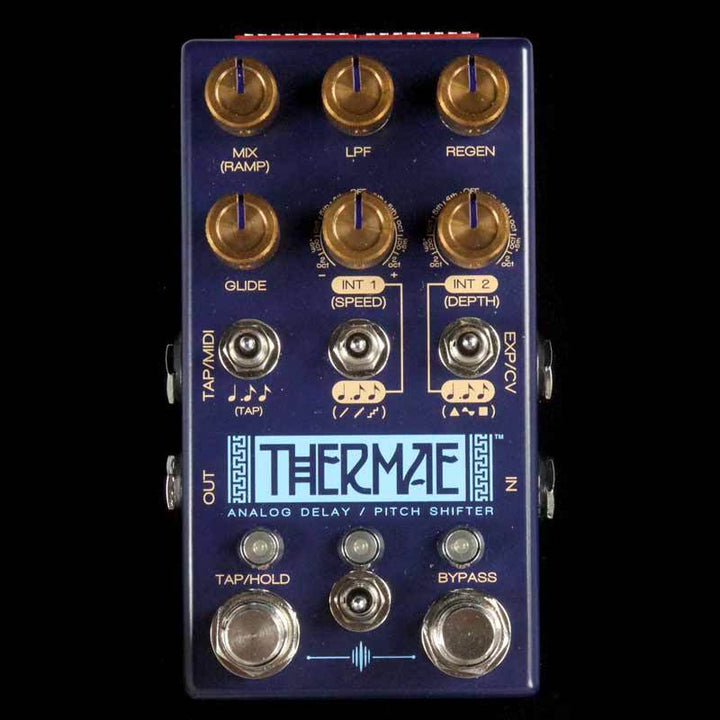 Chase Bliss Thermae Analog Delay / Pitch Shifter