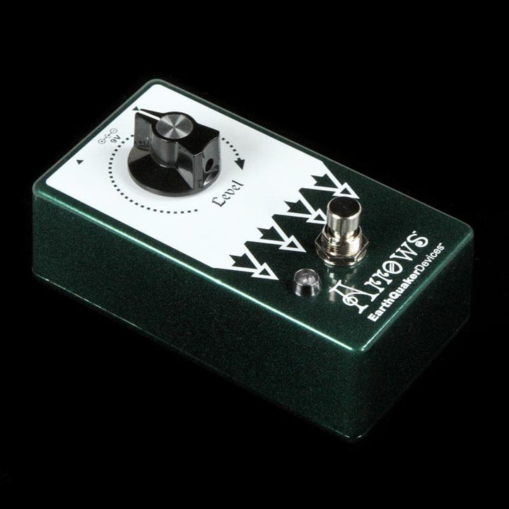 EarthQuaker Devices Arrows V2 Preamp Boost Effects Pedal EQDARW2