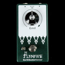 EarthQuaker Devices Arrows V2 Preamp Boost Effects Pedal