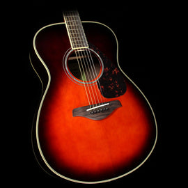 Used Yamaha FS830 Acoustic Guitar Tobacco Brown Sunburst