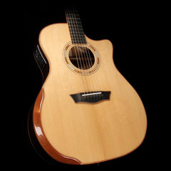 Washburn Comfort Series WCG25SCE Acoustic-Electric Natural