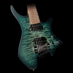 Strandberg Boden 7 Tremolo USA Select 2018 NAMM Display Electric Guitar Caribbean Green